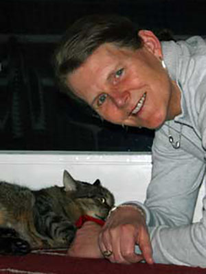 Claudia Wenzel vom KIS Ruhr