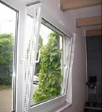 Schutz für Katzen: Kippfensterschutzsysteme