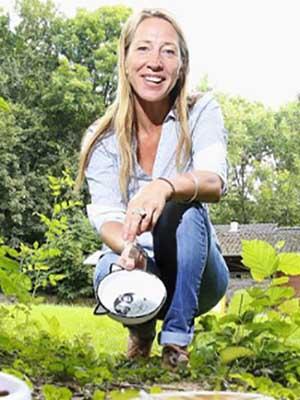 Susanne Eichardt vom KIS Ruhr